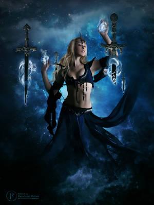 Erinaya, Sword Breaker by ParadisiacPicture