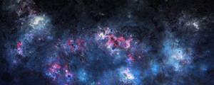 Amber - Ultra HD Space Galaxy Wallpaper Stock