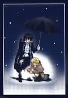 Rainy Day by AmuletDia-Chan