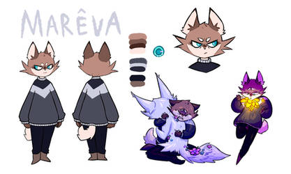 Mareva ref by LeMoutonDeLaGalaxie