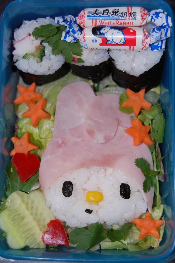 Bento ~ Charaben ~ My Melody (Sanrio) by mitsubachichan