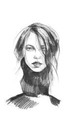 sketch by shakeemilk