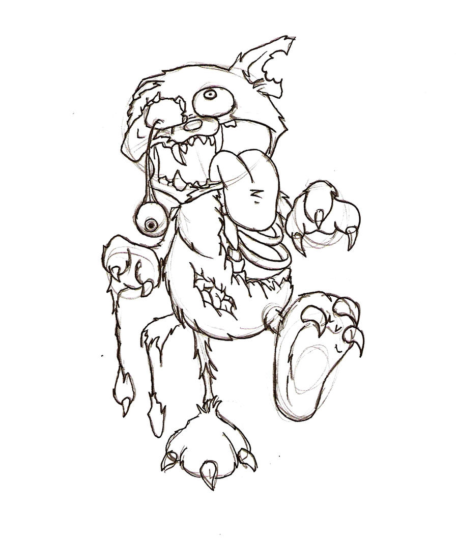 Fancy Fox And The Hound Coloring Pages Copper Images - Resume ...