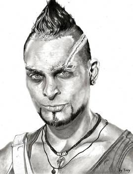 Far Cry 3 - Vaas Montenegro / Michael Mando