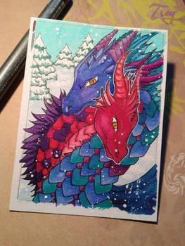 #199 - Dragon let it snow
