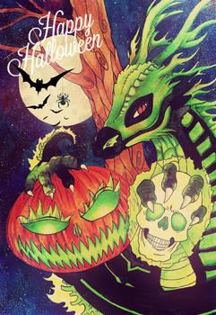Dragon Halloween