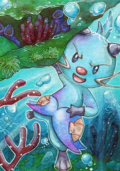 #245 - Coral Dreams by Trey619