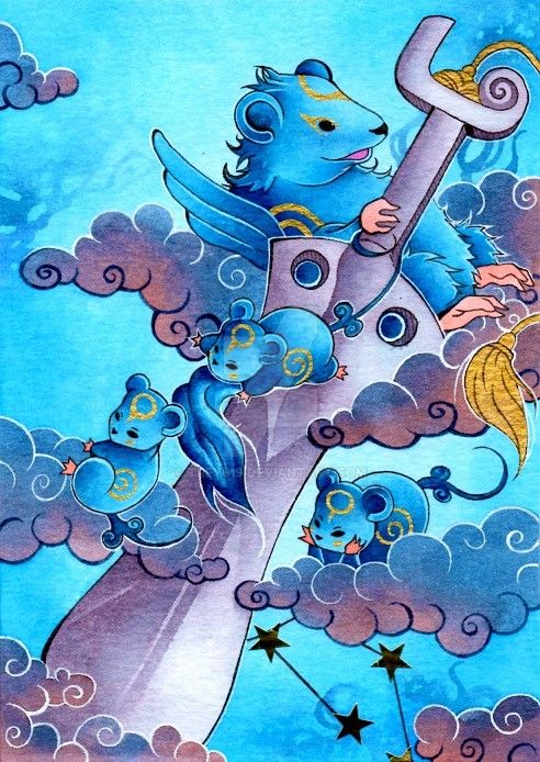 #04 - Brush God Tachigami by Trey619