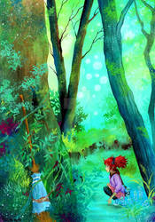 Hidden Secrets - Mary and the Witch's Flower
