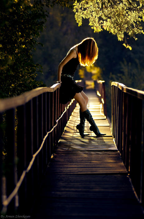 Autumn-girl by Novic