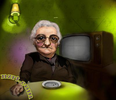 La abuela Pepa by nazaret