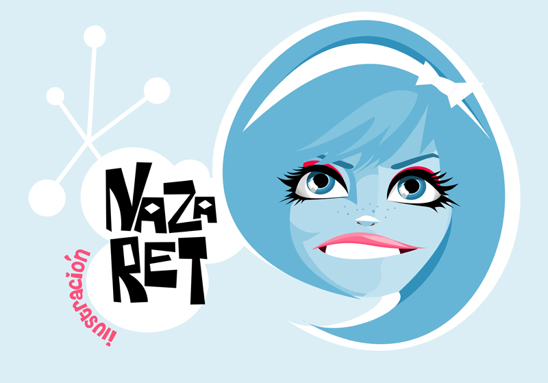 Logo by nazaret