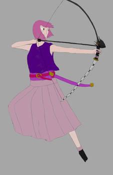 Asuta Blomst Character Concept
