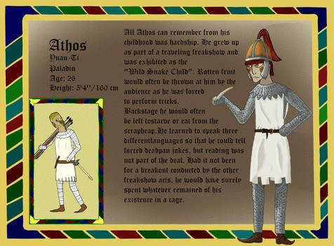 Athos Reference