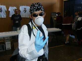 Anime North: Dr. R