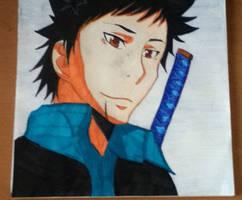 Yamamoto Takeshi _ Kakekyo Hitman Reborn