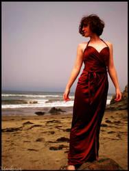 Dress that will Burn the World by Mariko303
