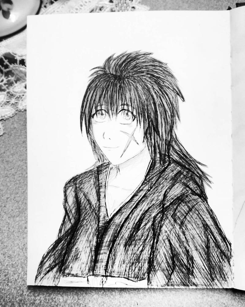 Rorouni Kenshi by vfriex