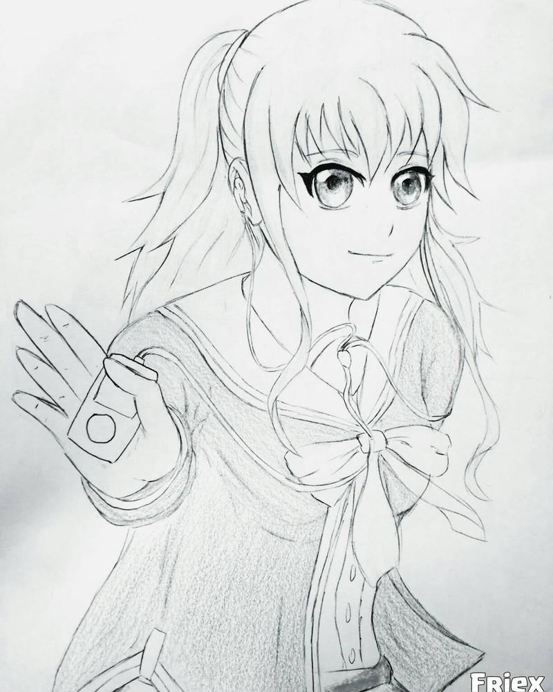 Charlotte by vfriex