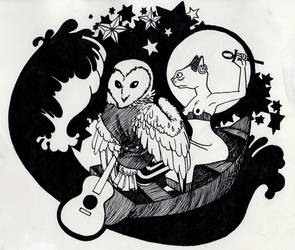 Owl and Pussycat