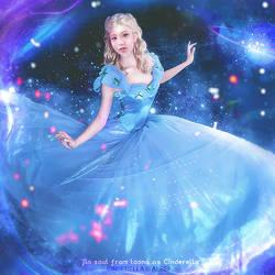 Cinderella by AEREII