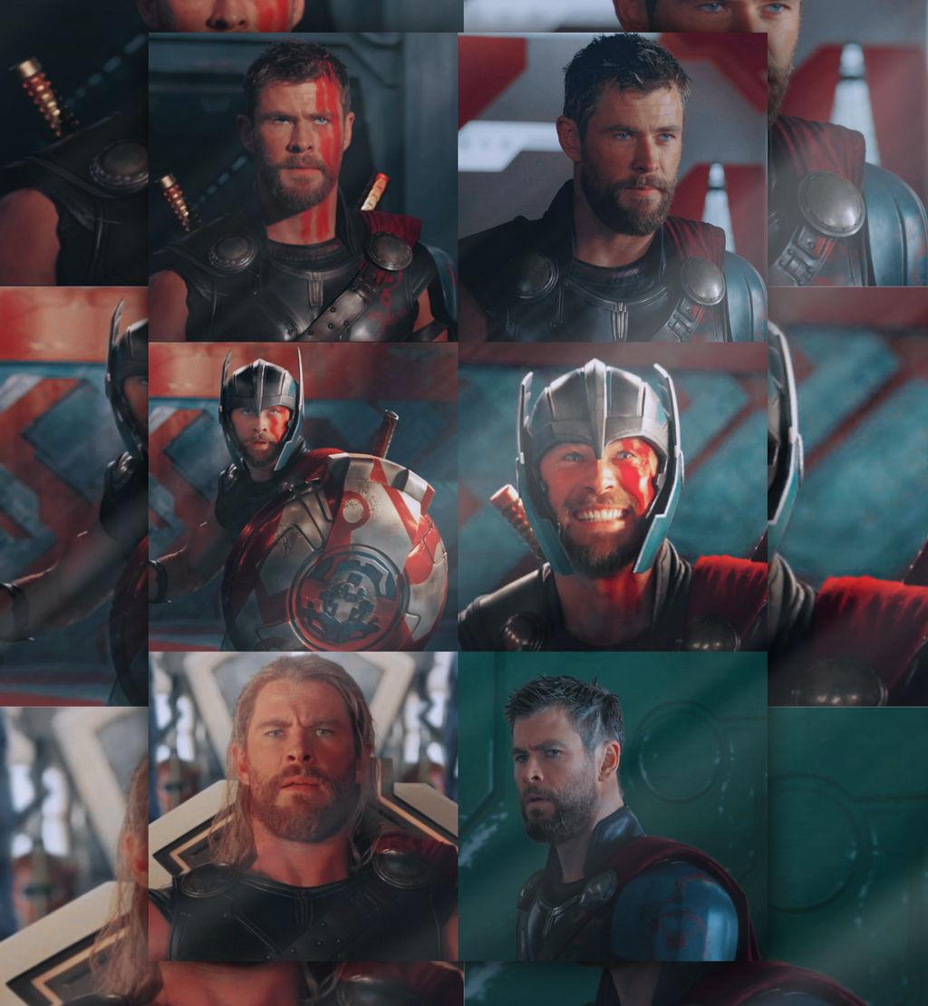 Thor: Ragnarok ( icons ) by AEREII