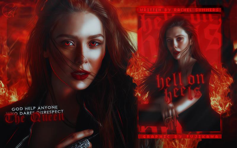 Hell On Heels by AEREII
