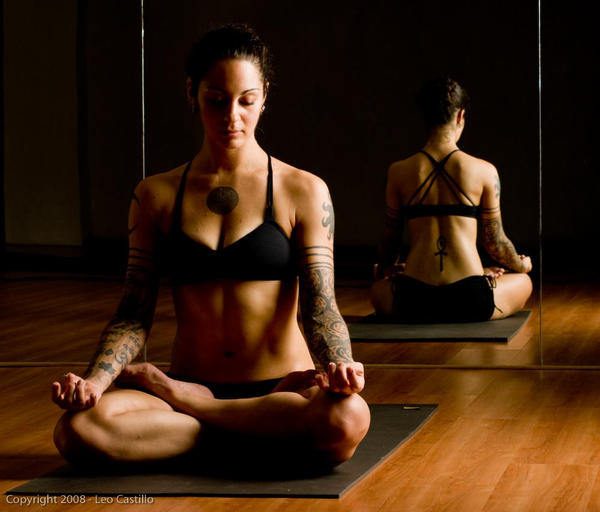 Bikram Yoga 2 by LeoCastillo