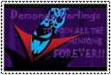 DEMONGO DARLINGS STAMP by Veclair-Terror