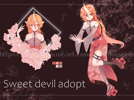 [OPEN] AUCTION Sweet Devil Adopt