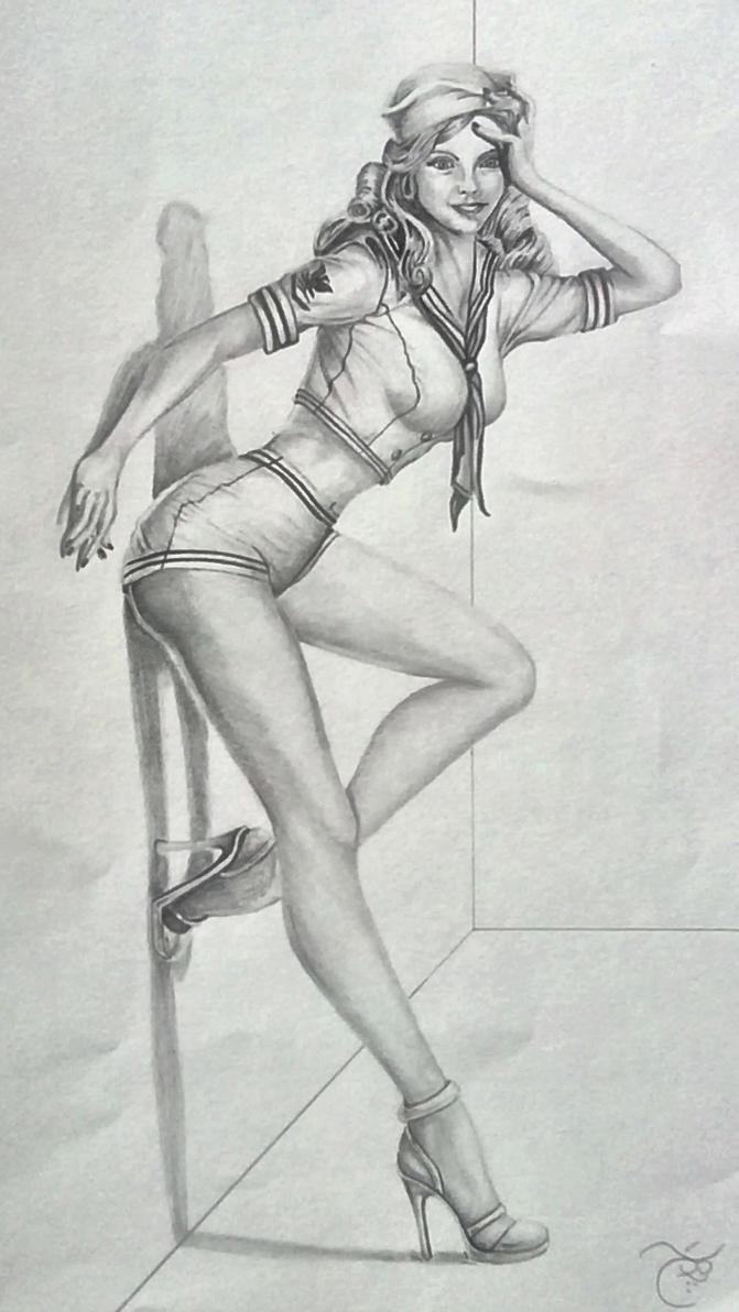 Hello Sailor by Kaguya-Prinzessin