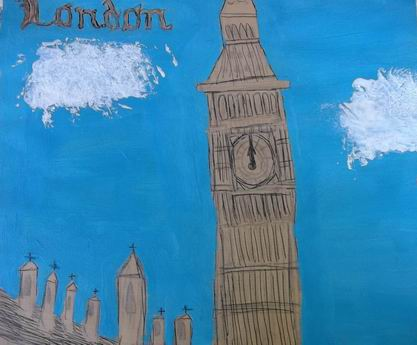 London by oOelectricsquirrelOo
