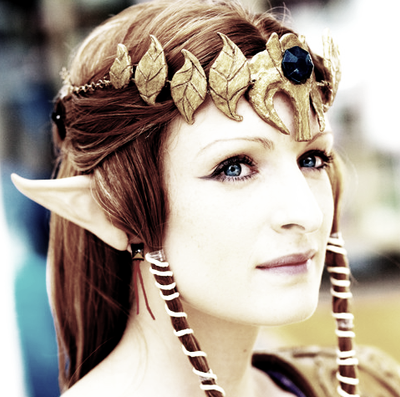 Princess Zelda by LadyTenebraeTabris