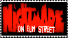 A Nightmare on Elm street (1984) stamp by Laukku2000