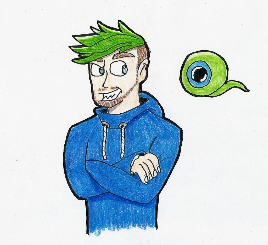 Jacksepticeye Drawing By Laukku2000 Jacksepticeye Drawing By Laukku2000
