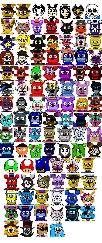 Icons by Laukku2000
