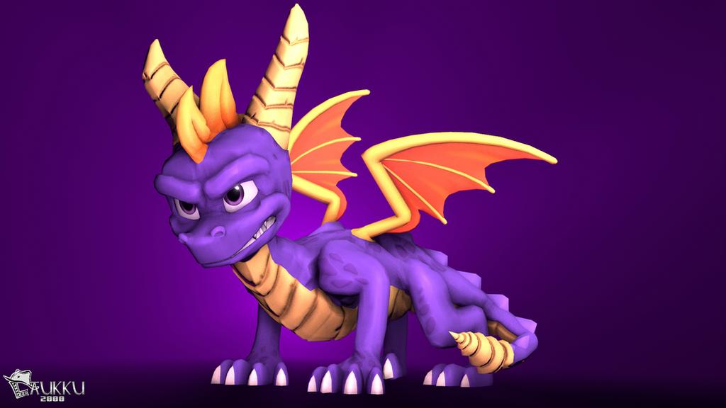 :Spyro the Dragon: by Laukku2000