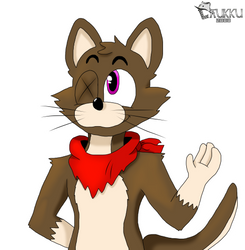 Lucy The Weasel (gift for Chowie333)