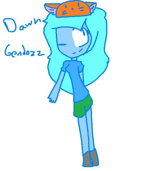 Dawn Gendozz (Genderswap BFFS #1) by StoryShiftCharaGamin