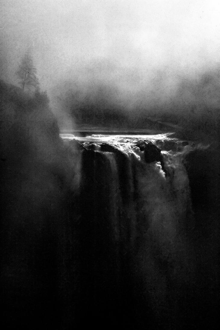 Snoqualmie Falls by andras120