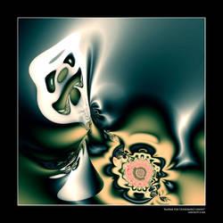 Kaspar the Unfriendly Ghost by 2BORN02B