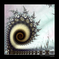 The Fractal is Mightier... by 2BORN02B