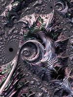 Strange Tides by 2BORN02B