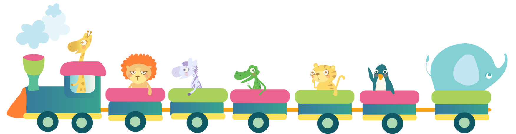 Boy Toys Border : Little cute train by mairimart on deviantart
