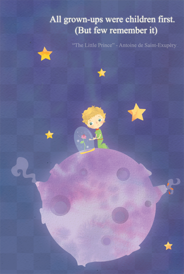 The Little Prince by mairimart
