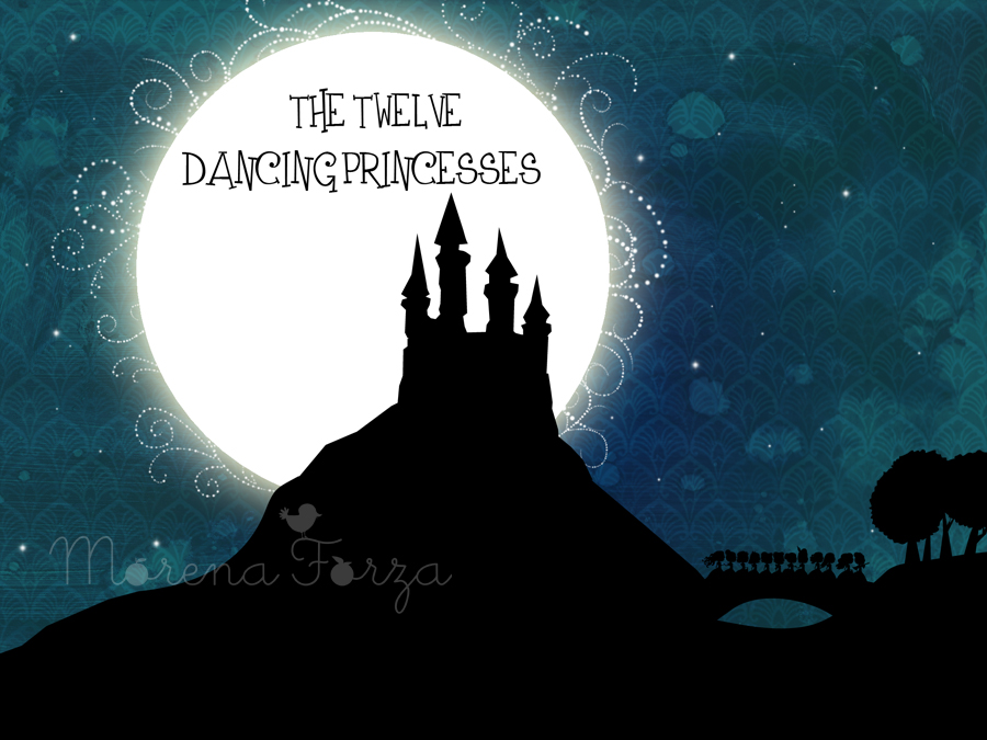 The 12 dancing princesses I by mairimart