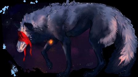 The Warden by CorvusHound