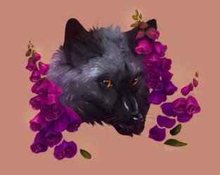 FoxGlove by CorvusHound