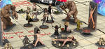 Table Top Miniatures by RedPulp