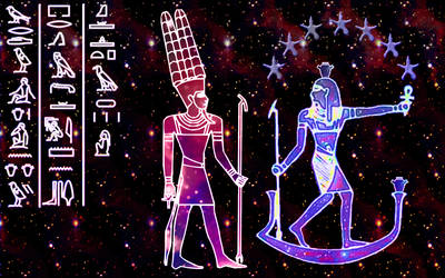 Weredjuenibwy Goes Forth With Amun by tiemlord